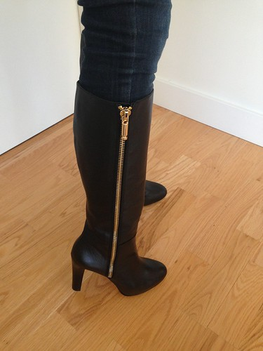 Banana Republic Vitah Zip Boots, size 7.5