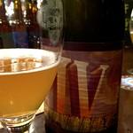 ベルギービール大好き!!フォー・セゾン IV Saison@デリリウムカフェトーキョー
