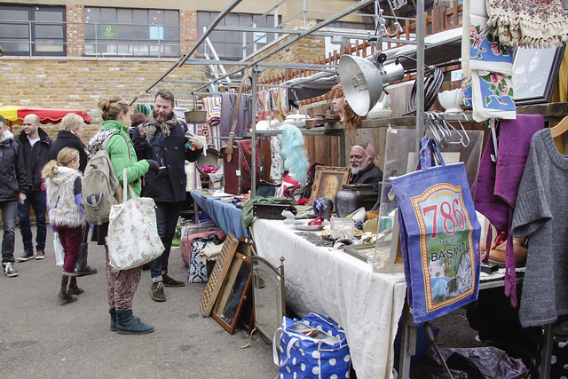 Columbia Road Market
