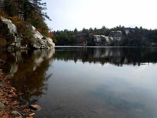 Minnewaska reflections