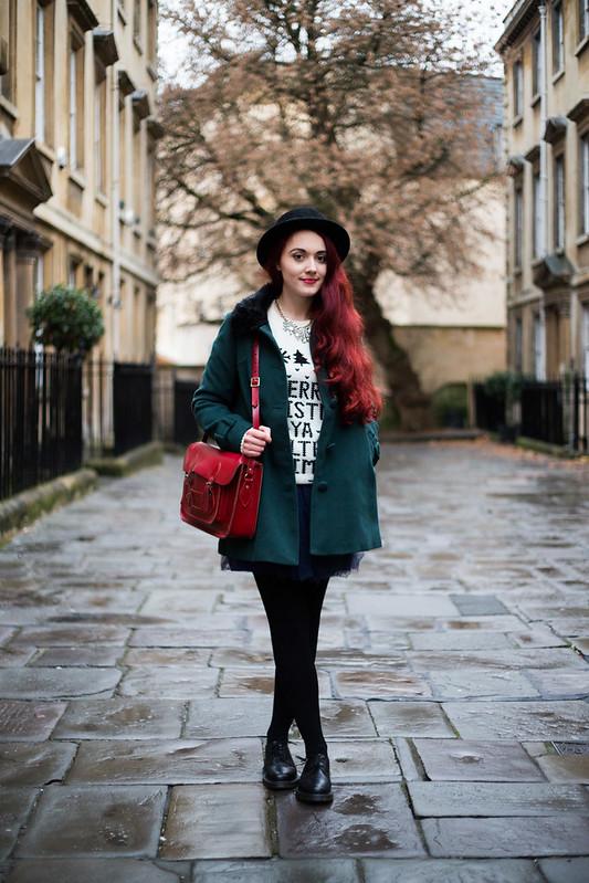 Street Style - Megan McMinn, Bath