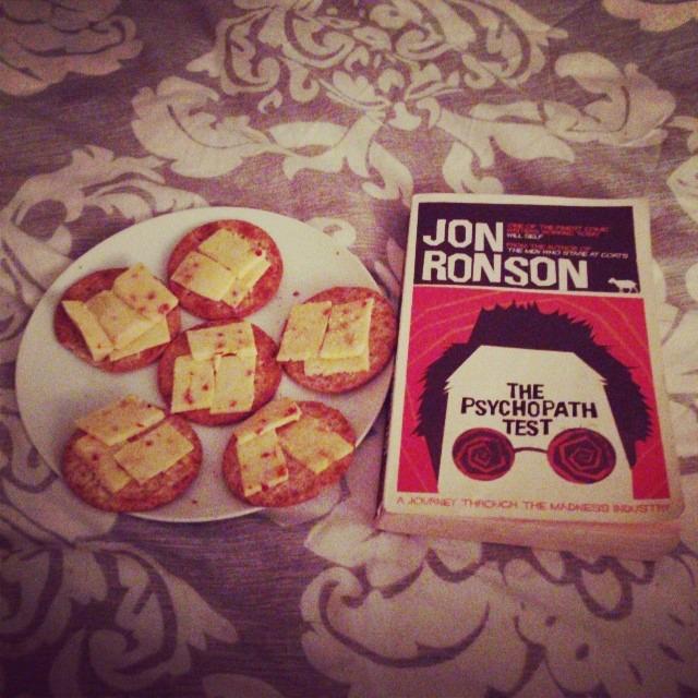 Jon Ronson The Psychopath Test