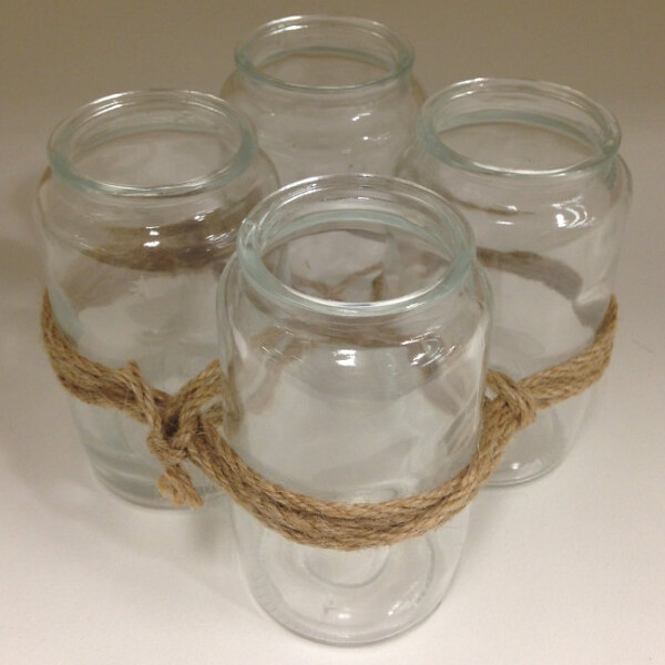 glass-jars-four-with-twine-4