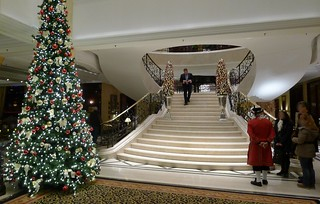 The Ritz-Carlton Hotel Berlin at Christmas
