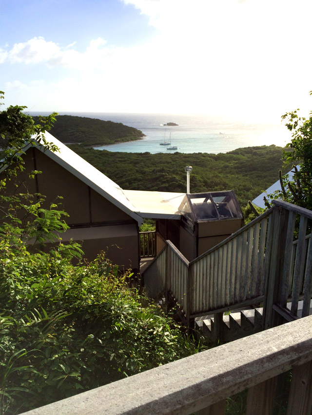 concordia premium eco tents, saint john USVI, eco-travel, sustainable style