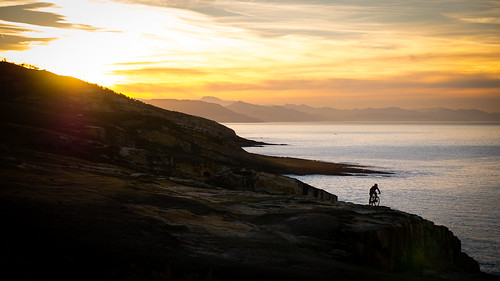 Basque Mountain Biking: Margins of the Day