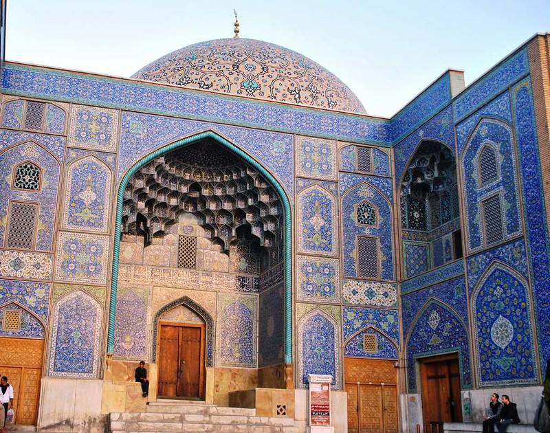 79 Mezquita Sheikh Lotfollah en Isfahan (3)