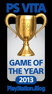 PS.Blog Game of the Year 2013 - PS Vita Gold