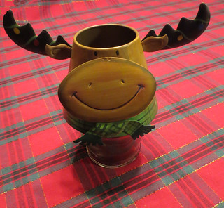 Merry Moose Christmas