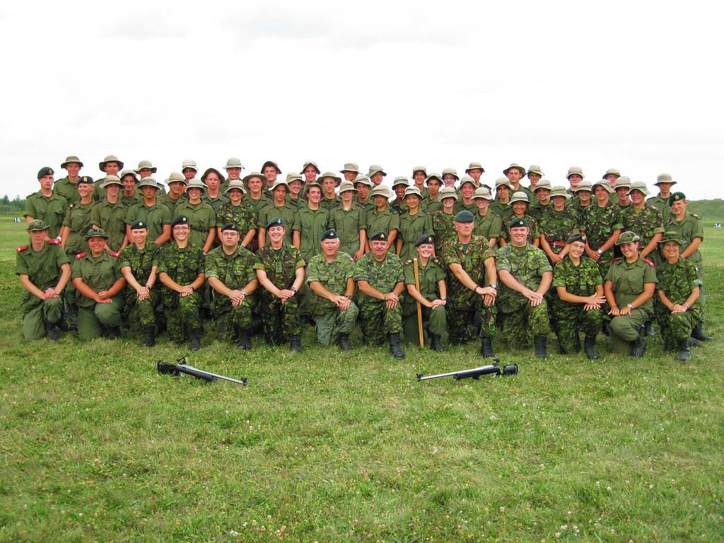 2010, Army Cadet Leader Instructor - Marksman (B-COY) | Flickr