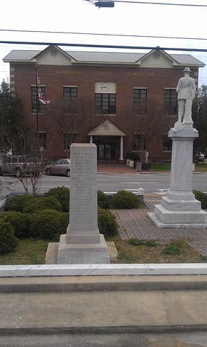 Randolph County Courthouse- Wedowee AL (2)