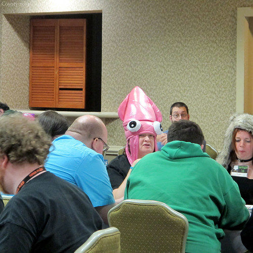 Squid Hat by Coyoty
