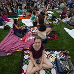 Picnic on the great lawn