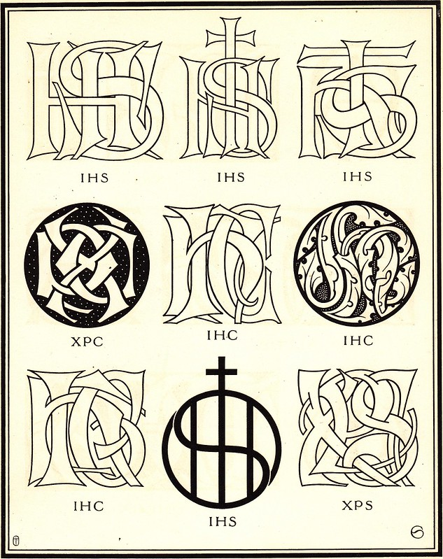 Monograms & Ciphers by AA Turbayne 1912 p