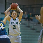 2014-01-08 -- Women's basketball vs. Augustana.