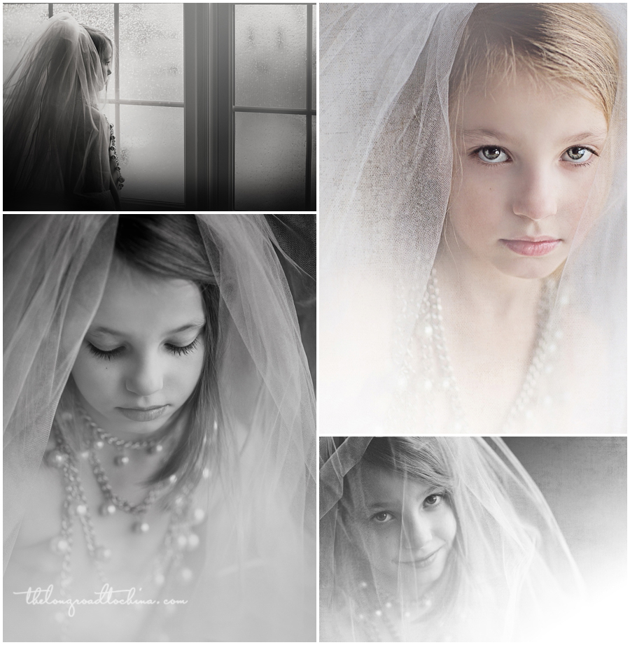 Window Light Veil Collage 2