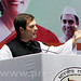 Rahul Gandhi at AICC session in New Delhi 22