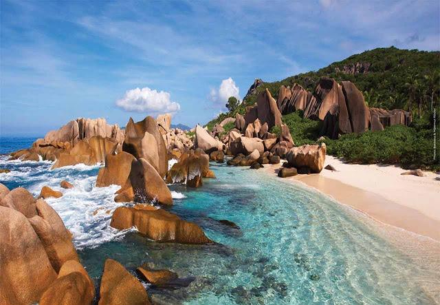 seychelles Anse-Marron