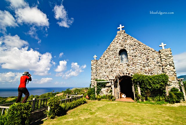 Tukon Church Batanes