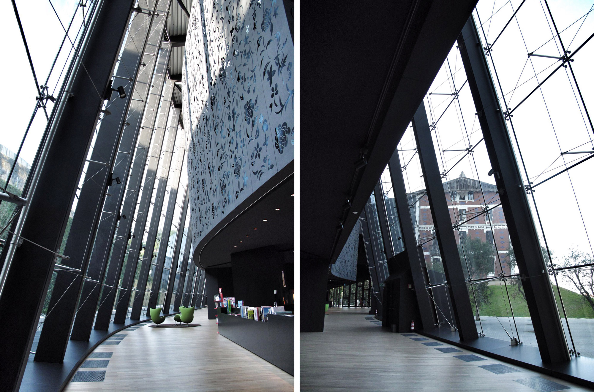 museo balenciaga_atrio