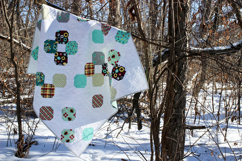 Nordika Polar Vortex Quilt Tutorial