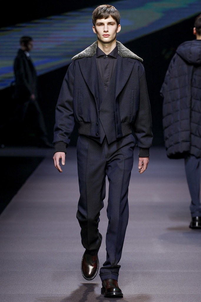 FW14 Milan Ermenegildo Zegna007_Jan Purski(VOGUE)