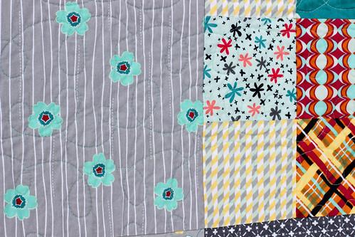 Stellar Quilt Pattern by Jeni Baker