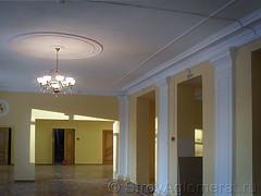 Ремонт холла