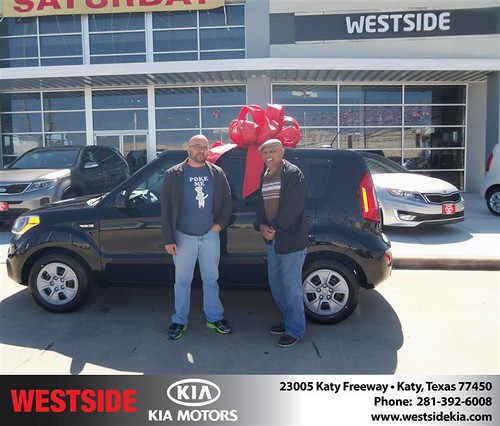 Happy Birthday to Vicente De Jesus-Sanchez from Suliveras Wilfredo and everyone at Westside Kia! #BDay by Westside KIA