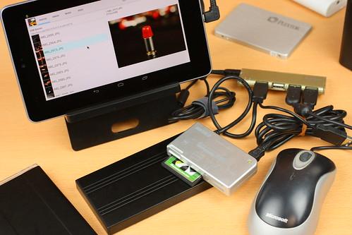 Nexus7(2012) Gadget