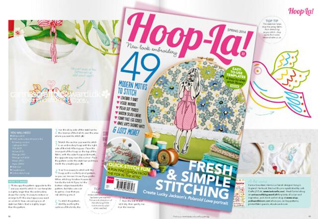 Hoop-La! Magazine