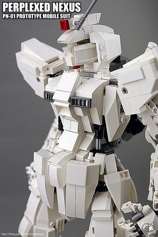 0019 LEGO GUNDUM TYPE-PN-01