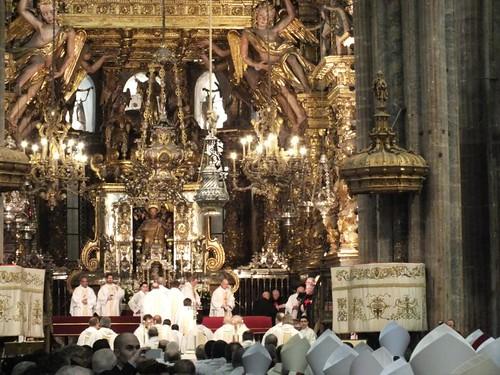 obispo auxiliar Santiago