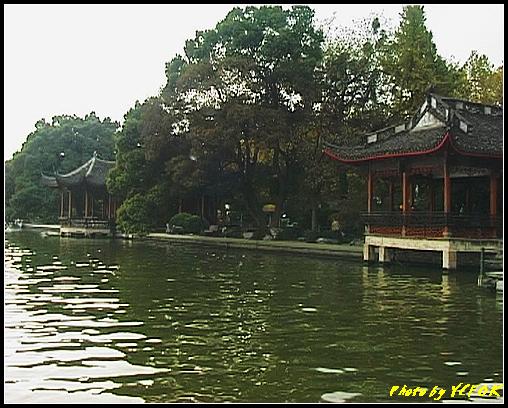 杭州 西湖 (其他景點) - 168 (白堤上的西湖十景之 平湖秋月)