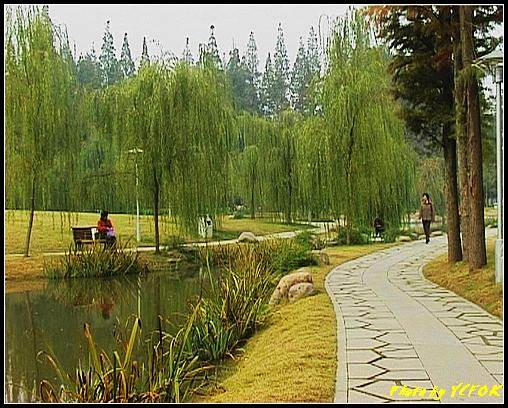 杭州 西湖 (其他景點) - 573 (西湖十景之 柳浪聞鶯)