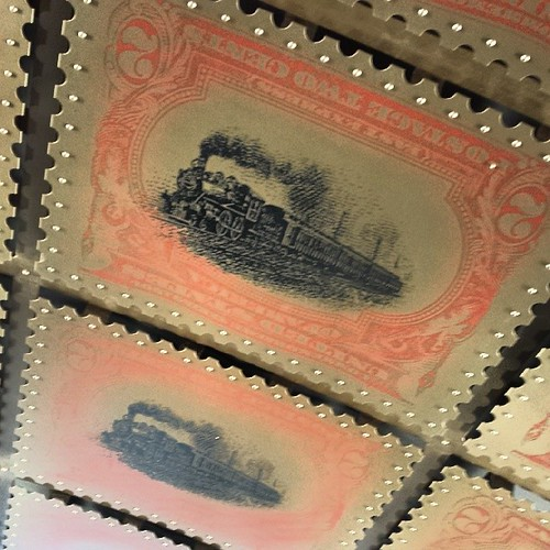 Ceiling Stamp