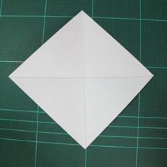 วิธีพับกล่องของขวัญแบบโมดูล่า (Modular Origami Decorative Box) โดย Tomoko Fuse 004