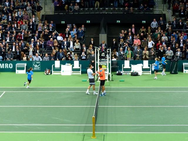 Sportsmanship Across the Net