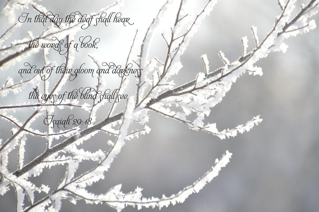 Isaiah 29:18