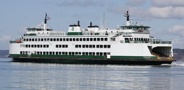 WA Ferry - Kittitas