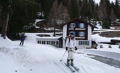 Ostatni śnieg w Oberwald