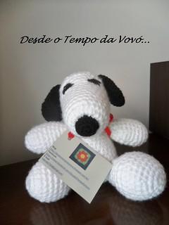 Snoopy - Crochet