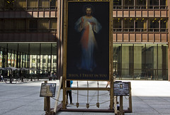 Religious Issues Arrive at Daley Plaza Chicago 0137