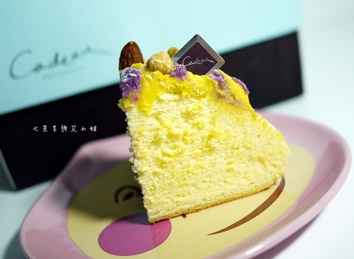 5 Cadeau 可朵法式甜點 母親節蛋糕