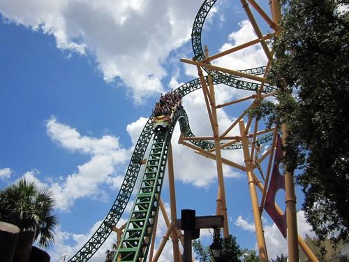 Busch Gardens Tampa 2012
