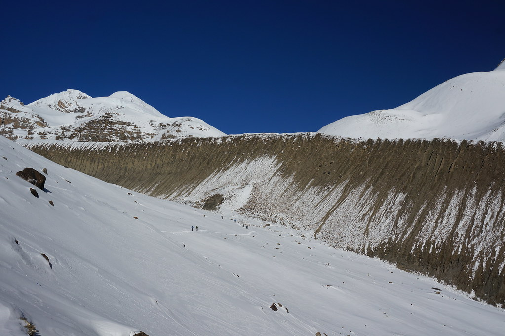 Path to the Thorong La Pass