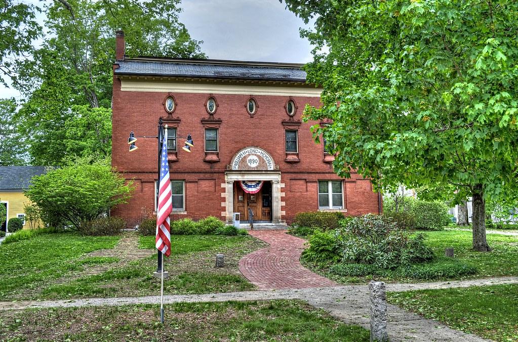 Long, William H., Memorial Building - Hopkinton, NH