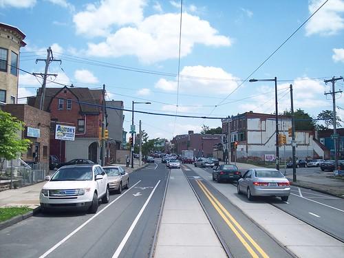 Baltimore Av - 51st St