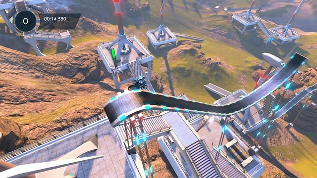 Trials Fusion - Screenshot