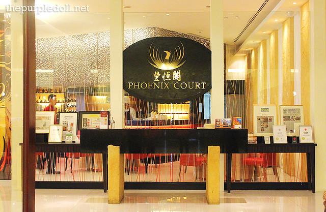 Phoenix Court The Bellevue Hotel Manila Alabang